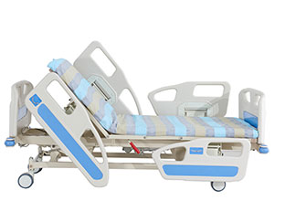 BC465C Electric Hospital Bed for ICU Ward